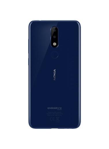 Nokia 5.1 Plus Ta 1108 Ss 32Gb Mavi Cep Telefonu Mavi